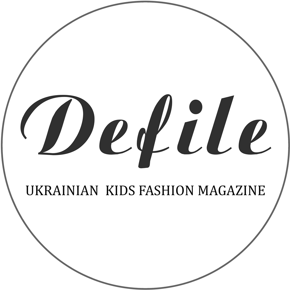 Defile - Kids Fashion Magazine